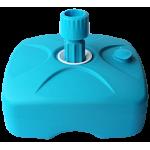 旗座 - 注水型 - 12公斤 - 藍