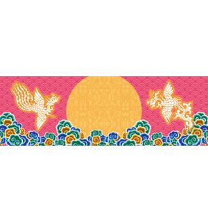 臂章 - 彩雲舞
