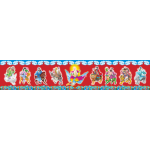 八仙彩 - 天官賜福 (寬60 x 長300公分)