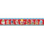 八仙彩 - 天官賜福 (寬60 x 長360公分)